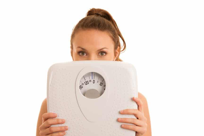 jeûne et perte de poids