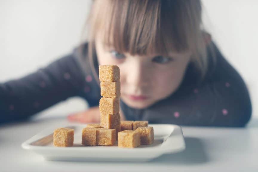 méfaits du sucre sur le cerveau